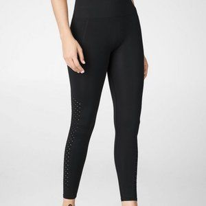 Fabletics Sync High-Waisted Perforated 7/8